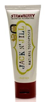 Jack N' Jill Children Toothpaste Strawberry