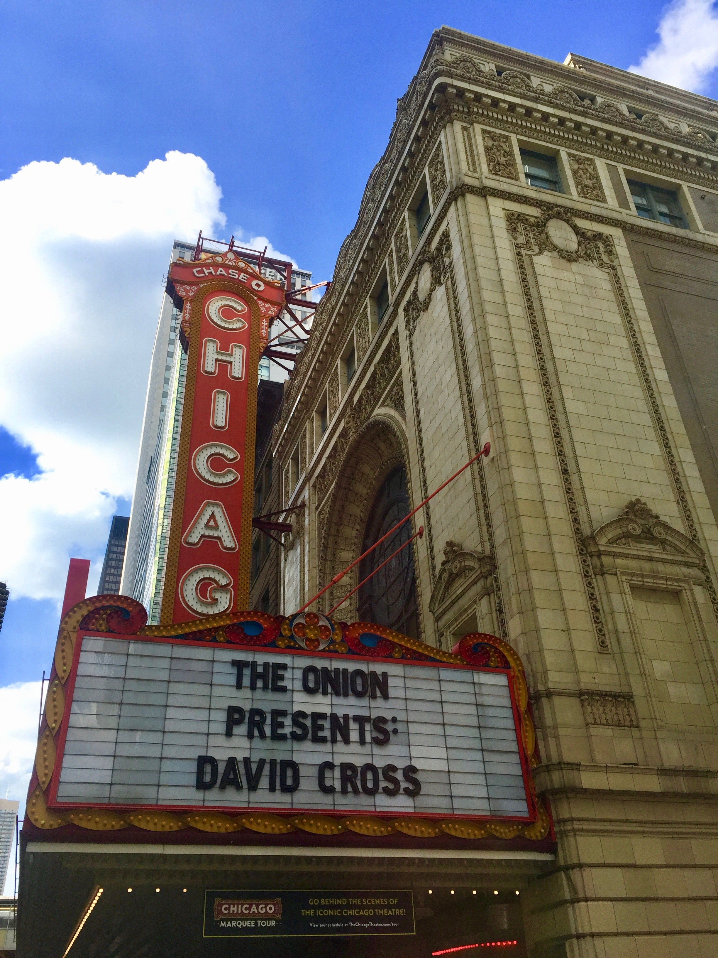 Ain't no Sunshine State in David Cross' Comedy Tour (The Chicago Sun Times)