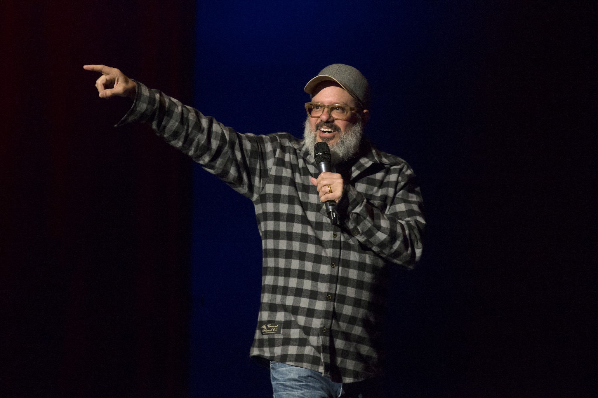 David Cross's 'Making America Great Again!' Skewers Resentment-Filled Dogma (The New York Times)