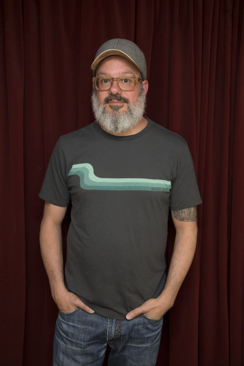 David Cross Says He, Not Donald Trump, Is 'Making America Great Again' (WBUR NPR Boston)