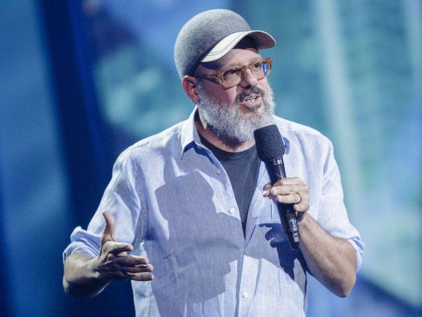 David Cross on Finding Comedy in Unfunny Times (Shepherd Express)