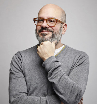 Hello, from your old new friend, David Cross (August 25, 2016)