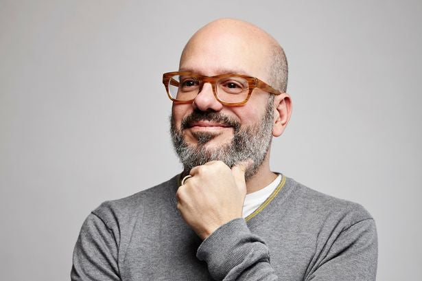 Review: David Cross at Manchester Academy (Manchester Evening News)