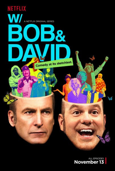 'W/ Bob & David' Brings Back a Sketch Comedy Duo (The New York Times)
