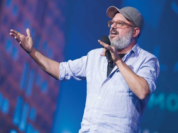 A rapid series of comical noises: A conversation with comedy genius David Cross (Smoky Mountain News)