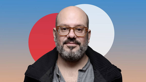 David Cross juggles the silly and the topical (The Georgia Straight)