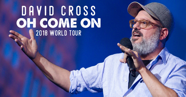 David Cross Is Fed Up (Nuvo)