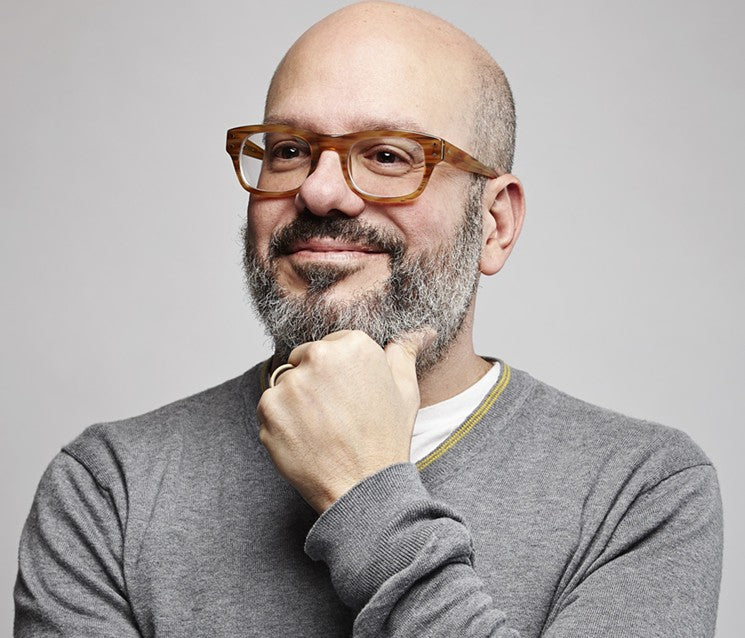 "David Cross' New Stand-Up, TV and Film Projects Prove He's More Than Just ""the White Voice"" (LA Weekly)"