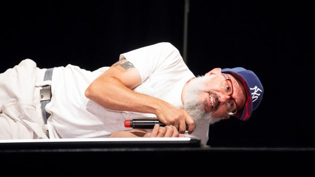 Paste Magazine: David Cross Comes to Grips with Trump and Fatherhood in Oh Come On