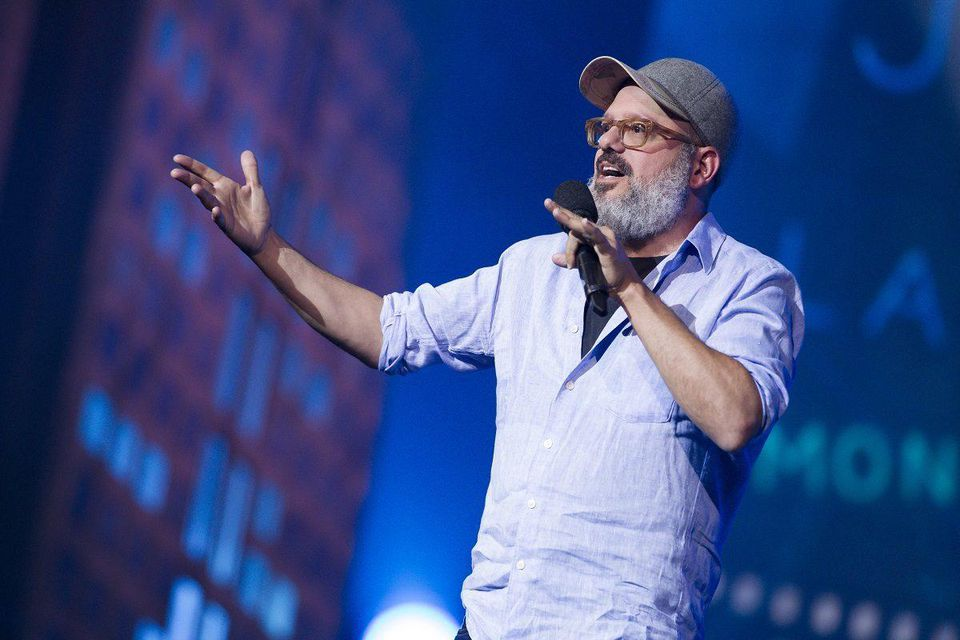 David Cross Tries Something New With His 'Oh Come On' Tour (Forbes)