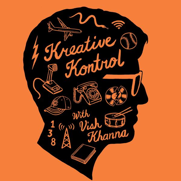 David on the Kreative Kontrol Podcast (July 17, 2018)