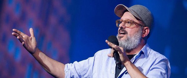 David Cross doesn't do 'dad comedy' (OK, maybe a little) (May 18, 2018)