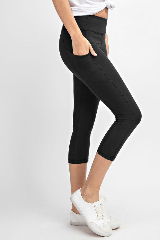 Emily Athletic Capris