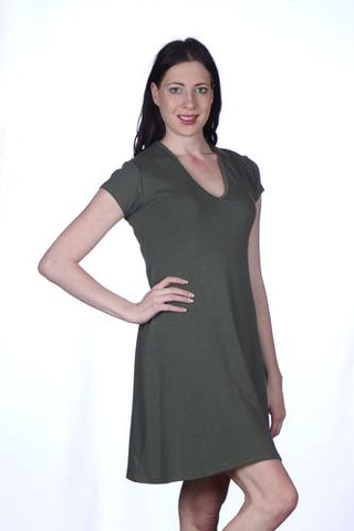Tia T-Shirt Dress