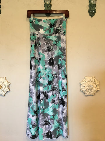 Floral Maxi Skirt (3 Colors)