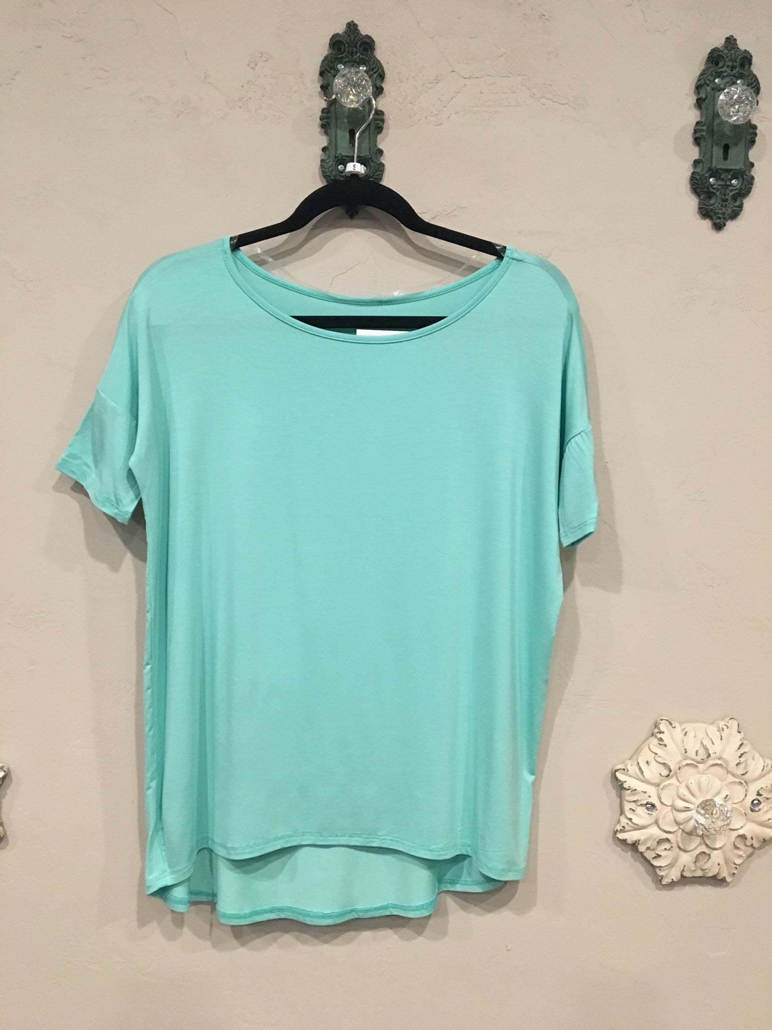 Hi/Low Dolman Top (9 Colors)