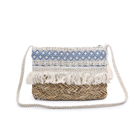 Natural Seagrass Crossbody