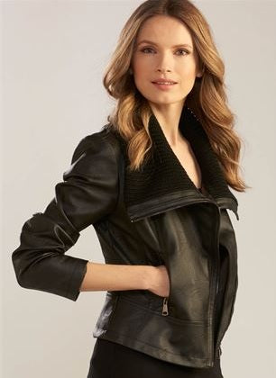 Charlie Leather Jacket