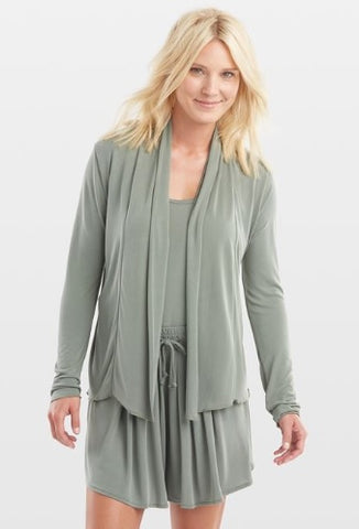 Claire Open Cardigan