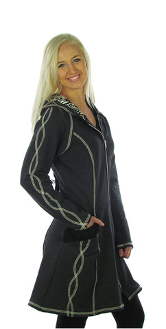 Adventure Zip Up Hoodie
