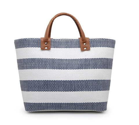 Fabric Tote w/ Dual Handles