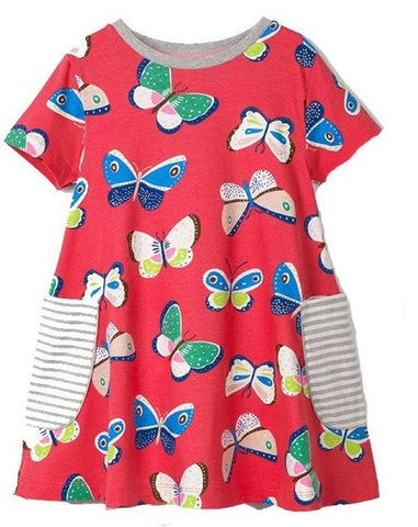 Kennedy Girls Dress