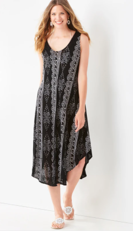 Penny Printed Dress