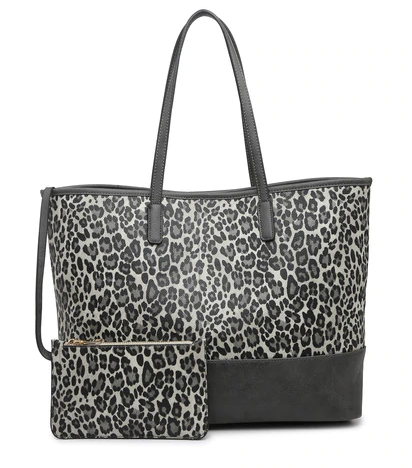 Tori Tote Bag with Pouch