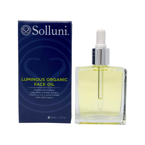 Luminous Organic Face Oil
