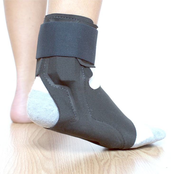 Got Heel Pain? Let's review the Ortho Heal, pneumatic day brace for plantar fasciitis.