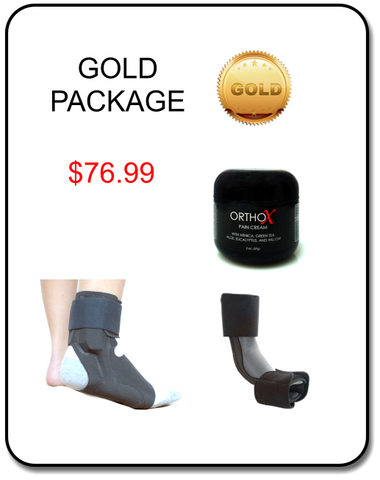 Gold Heel Package