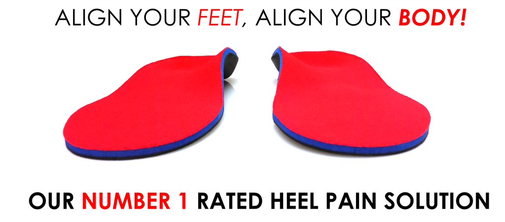 Pure Stride Orthotics #1 Heel Pain Express