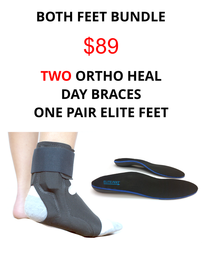 Heel Pain Two Feet Bundle Pack