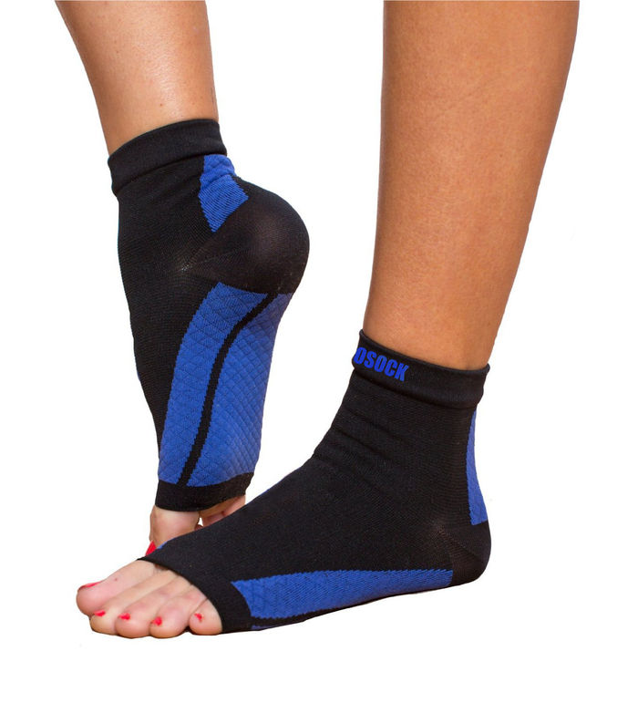 Ortho Sock Foot Sleeve - Heel Pain Express