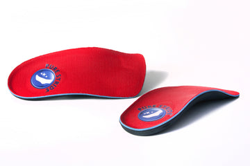 PURE STRIDE 3/4 Length Orthotics - Heel Pain Express