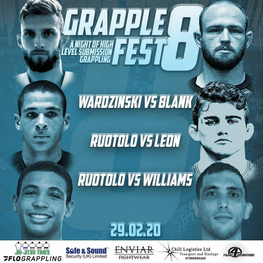 GrappleFest 8 - Our 8 Favourite match ups