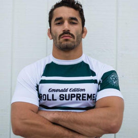 Roll Supreme Emerald Rashguard