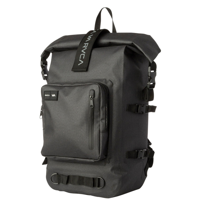 RVCA Weld Technical Roll-Top Backpack