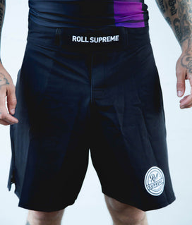 Roll Supreme - Black Series Board Shorts