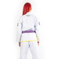The MOVEMENT Ladies Lightweight Competition Kimono - White