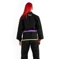 The MOVEMENT Ladies Lightweight Competition Kimono - Black