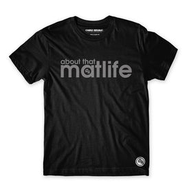 Matlife Tee - Black