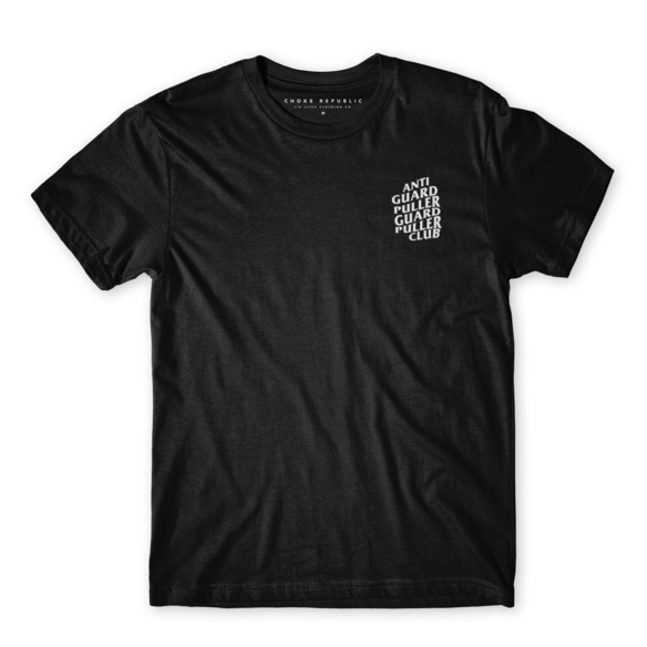 Choke Republic Anti Guard Puller Tee