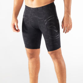 Virus Bioceramic Tech Shorts - Black Camo