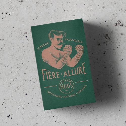 Clean Hugs Fière Allure Soap