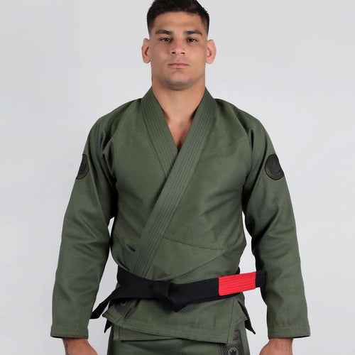 Classic 3.0 Jiu Jitsu Gi - Limited Military Green