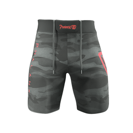 Phalanx Grey Camo HPLT Ultralight Shorts