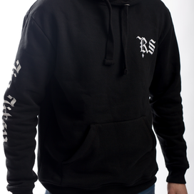 Roll Superme Pullover Hoodie - Black