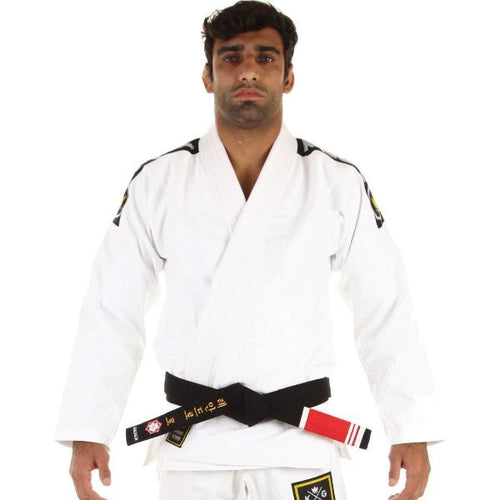 Kingz Basic 2.0 (w/ Free White Belt) - White