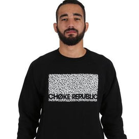 Choke Republic Graffiti Crewneck